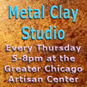 Thursday Night Metal Clay Studio