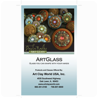 ArtGlass Clay Product Guide