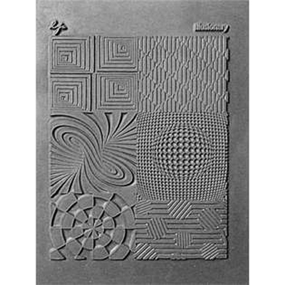 Illusionary Texture Stamp